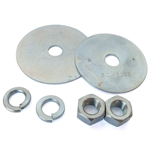 6593 Floor Mount Washer Kit