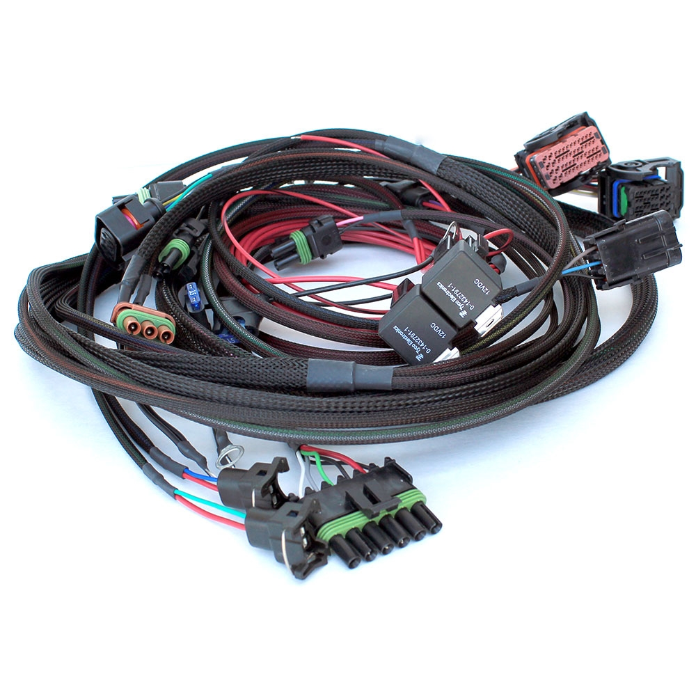 7078 CB's Gen4 EFI Wiring Harness | Ford Factory Wiring Harness Cb |  | CB Performance