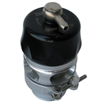 7251 Vee Port Pro Blowoff Valve - Black - Turbosmart