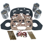 7346 Dellorto DRLA Update Kit - fits Dual 45mm carbs (2 kits)