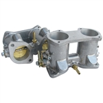 7356 48mm Throttle Bodies (1 pair)