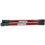 "7582 Sway-A-Way IRS Axles - Bus trans. 3"" longer x 3"" wider arms, stock rear section - 19 1/4"" (pair)"