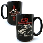 7990 CB Speed Shop Coffee Mug (2 sided) 16oz