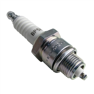 BP5HS Spark Plugs - NGK Performance (same as Bosch W8BC) Racing Tip - 14mm 1/2 Inch Reach