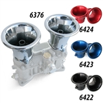 Billet IDA Velocity Stacks (1 pair) 2 5/16'' (specify color)