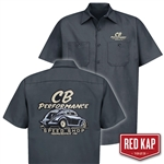 RedKap CB Speed Shop Uniform - Charcoal Grey (specify size)