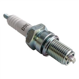 D9EA Spark Plugs - NGK Performance - 12mm - 3/4'' Reach - for applications requiring a colder plug
