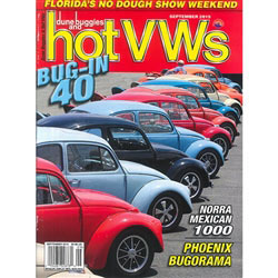 Hot VWs Magazine - September 2015 Issue