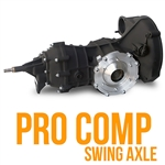 Pro Comp Transaxle - SWING AXLE - Includes close ratio 3rd & 4th gears (specify Ring & Pinion)