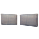 RL5862 Aluminum Door Panels (one pair)