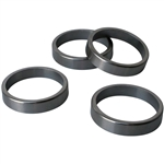 Racing Valve Seats - set of 4 (specify size)