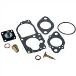 SO-28K Carb Rebuild Kit - Fastback and Squareback, Dual Carburetor - 1963-68 - Solex 32 PDSIT