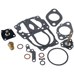 SO-39K Carb Rebuild Kit - Type-2 Transporter, Standard Transmission, Left or Right, 1700 - 1972-74 - Solex 34 PDSIT-2, -3