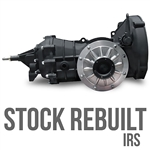 Stock Rebuilt Transaxle - IRS (specify Ring & Pinion)