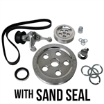 Serpentine Belt System with Sand Seal (specify color)